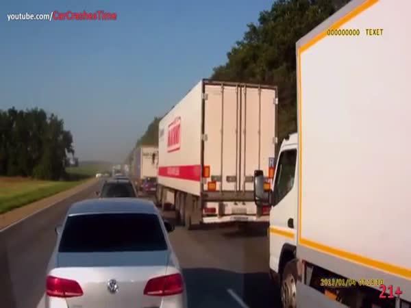 Dopravní nehody z celého světa #25
