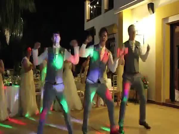 Novomanželský tanec 2