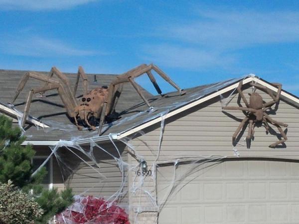 GALERIE - Nejlepší Halloweenské dekorace