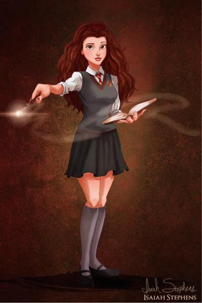 GALERIE - Disney princezny v halloweenských kostýmech
