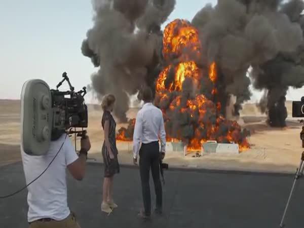 Největší výbuch v dějinách filmu