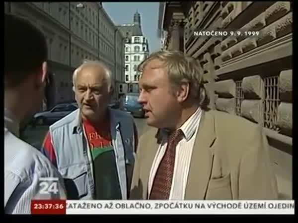 Česká republika - Antikomunista v ČT