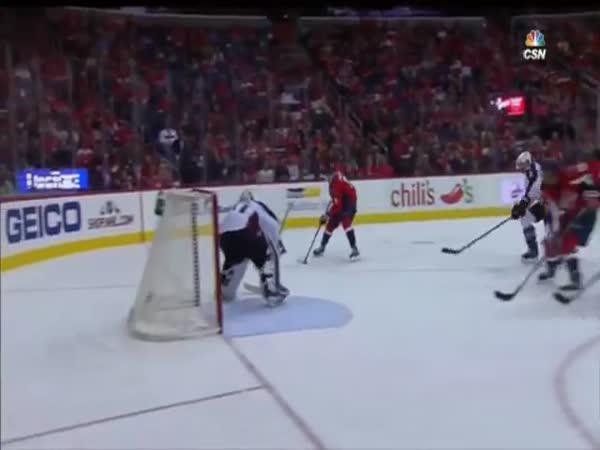 Hokejový gól aneb ztracený puk