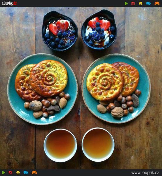 GALERIE - Dokonalé snídaně