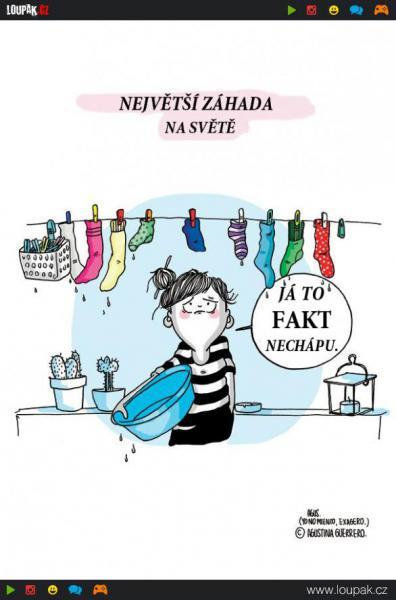 GALERIE - Trefné ilustrace ze života žen