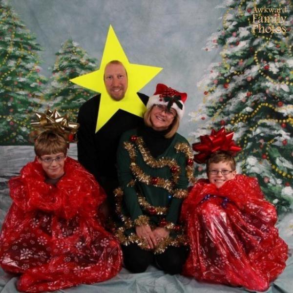 GALERIE - Nejtrapnější vánoční fotky