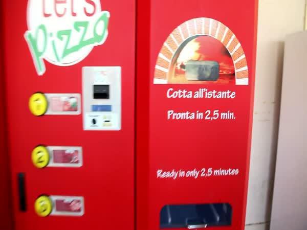 Automat na pizzu