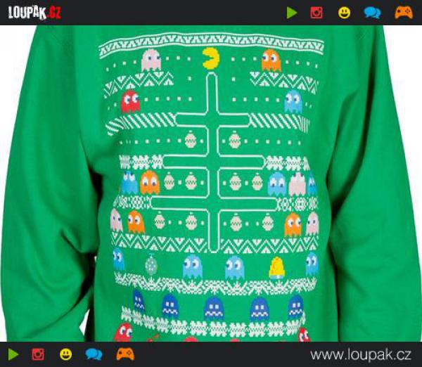 GALERIE - Vánoční svetry pro nerdy
