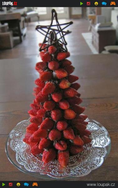 GALERIE - Vánoční stromky trochu jinak
