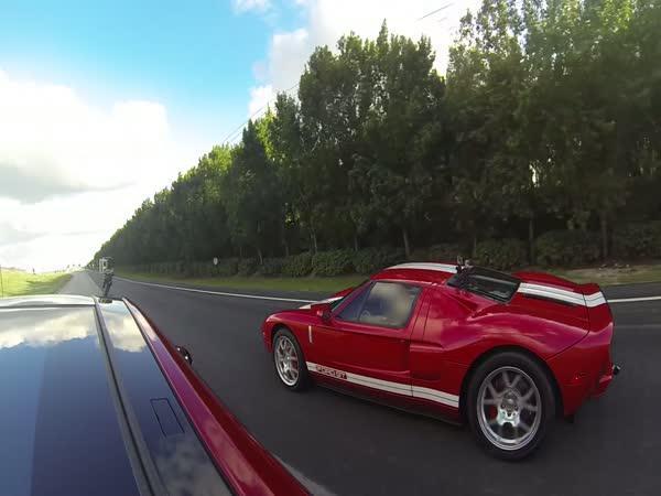 Tesla S vs. Ford GT