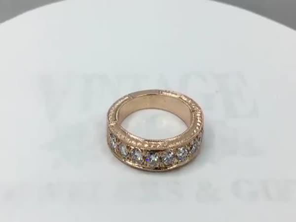 Jak se dělá prstýnek s diamanty