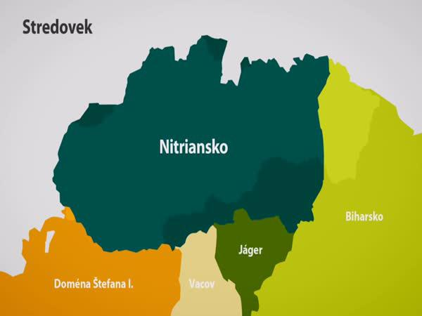 Historie Slovenska od neolitu po 20.století