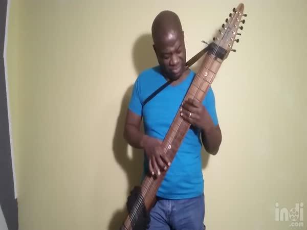 Neobvyklý hudební nástroj