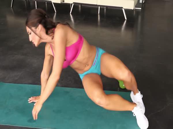Cviky na sexy zadek