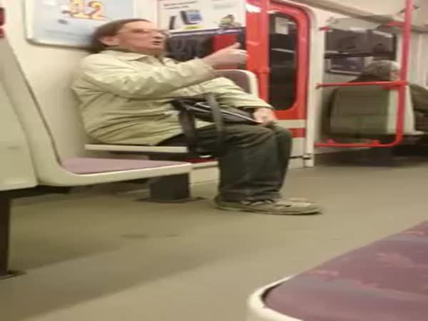 Česká republika - Magor v metru