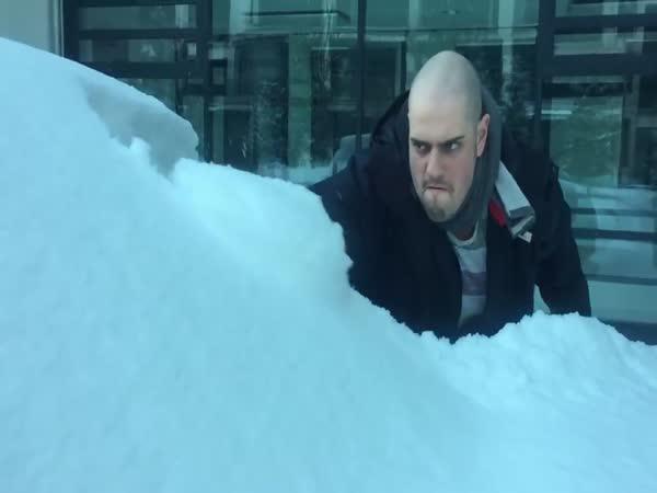 Tragický start zimního dne