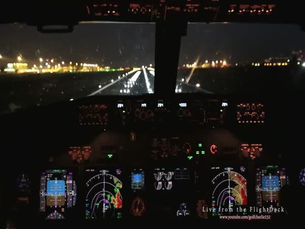 Ze života pilota civilního letadla