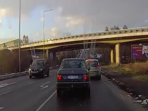 Slovenská policie a její manévr