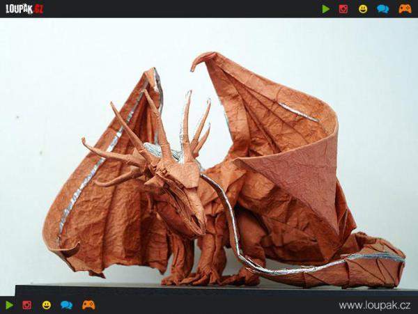 GALERIE - Nejlepší origami