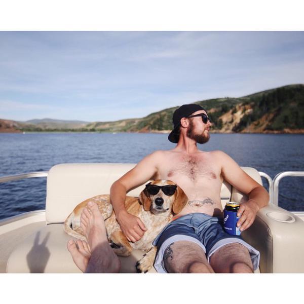 GALERIE - Pes, nejlepší parťák na cesty