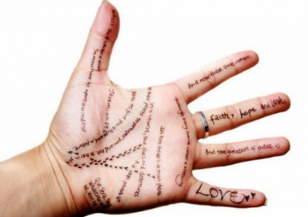 GALERIE - Význam vaší čáry srdce