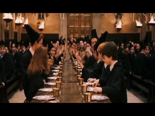 Parodie - Harry Potter a detektor lži