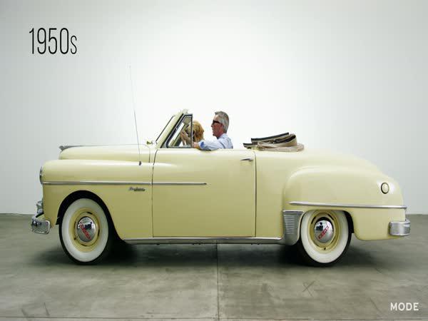 100 let vývoje automobilů