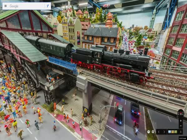 Největší model železnice na světě