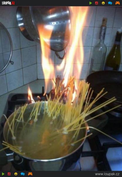 GALERIE - Kuchyňské katastrofy