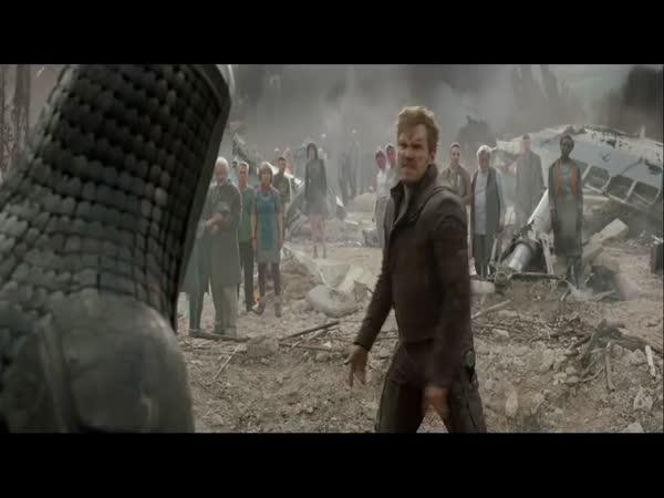 Taneční video  z 92 filmových scén