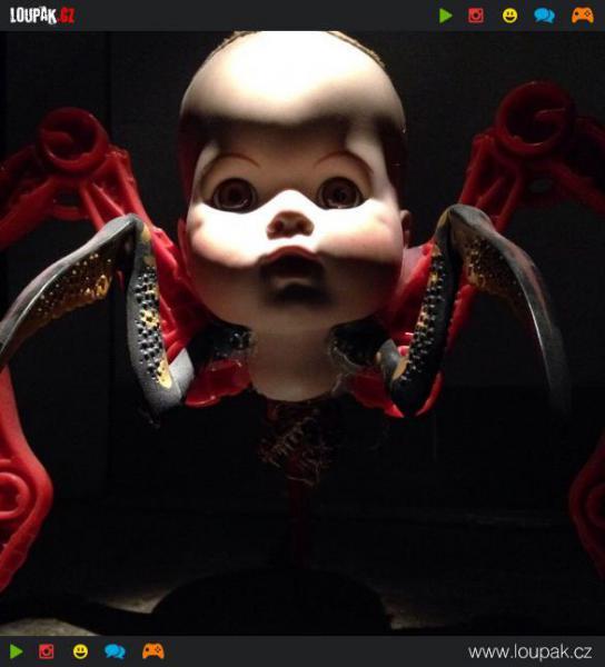 GALERIE - Psychopanenky pro zlobivé děti
