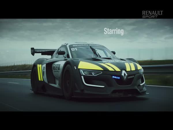 Policejní Renault - Zrozen pro honičky