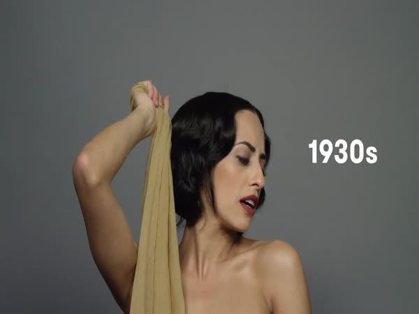 100 let krásy - Egypt