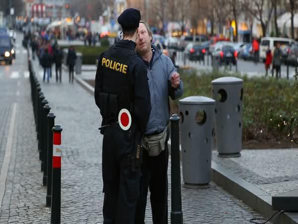 PRANK - Falešný policajt [ČR]