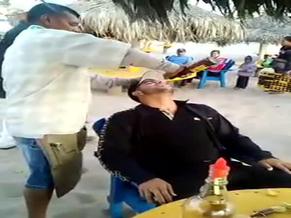 Jak se za minutu opít
