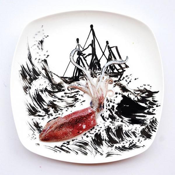 GALERIE - Výtvory z jídla