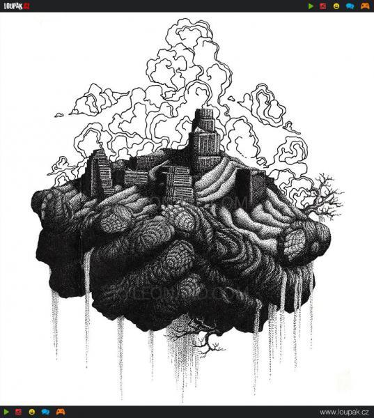 GALERIE - Neuvěřitelné kresby