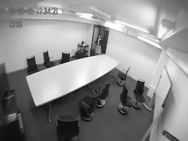 Inteligentní židle do kanceláří