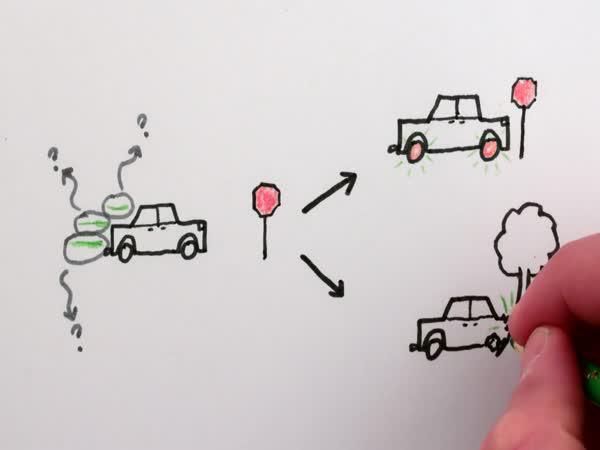 Fyzika automobilových nehod