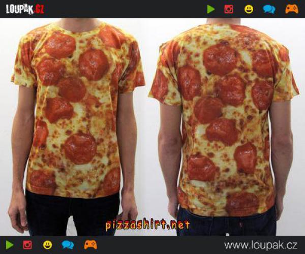 GALERIE - Pizza oblečení