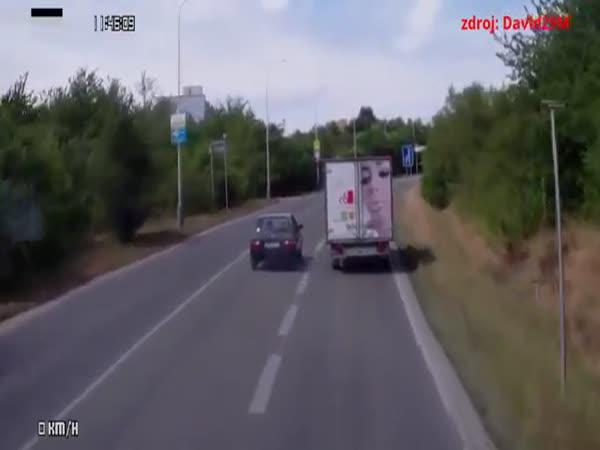 Česká republika - Dopravní nehody 4.díl
