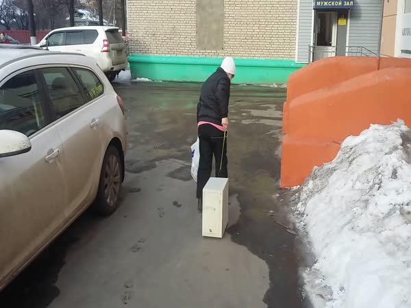 Reklamace počítače v Rusku