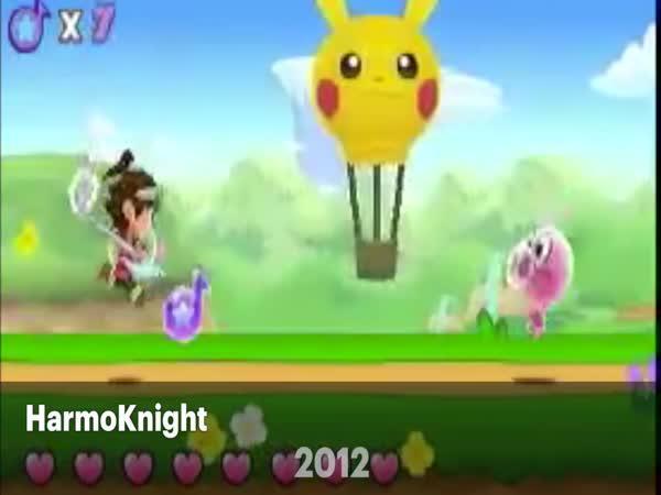 Evoluce her Pokémon