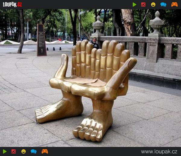 GALERIE - Kreativní lavičky