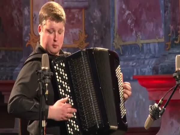 Borec - Čtyři roční období na akordeon