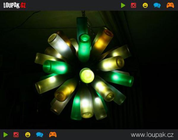 GALERIE - Chytré nápady na recyklování vratných lahví