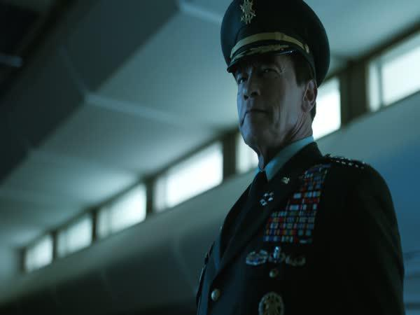 Arnold Schwarzenegger v reklamě na hru