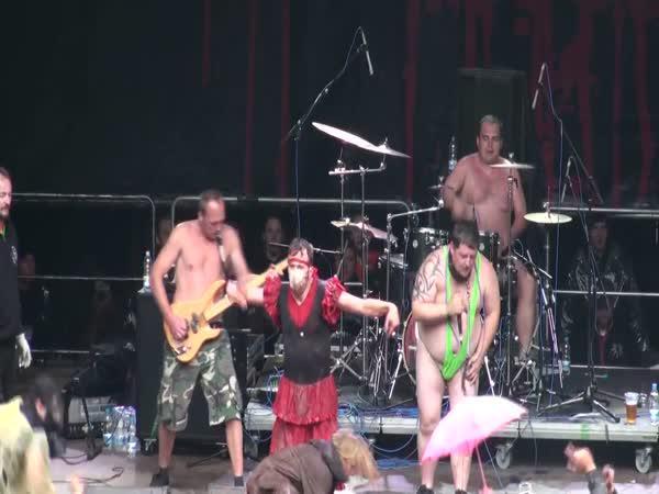 Nejdivnější koncert na světě