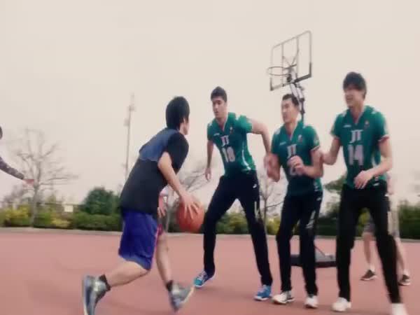 Volejbalo-basketbal v Asii