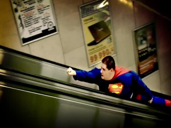 Supermanem můžeš být i ty